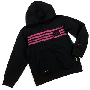 Nike Livestrong Therma Fit Hooded Sweatshirt Youth